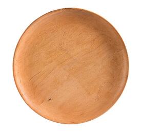 Spruce Pine Fir Wooden Plate