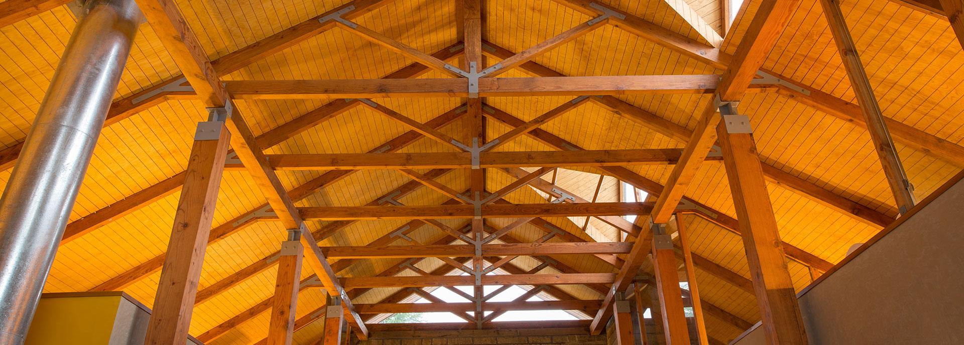 Douglas Fir Wooden Structural - Canadian Wood