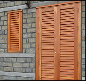 Douglas Fir Door Frames | Lumber From British Columbia