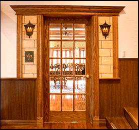 Douglas Fir Door | Lumber From British Columbia