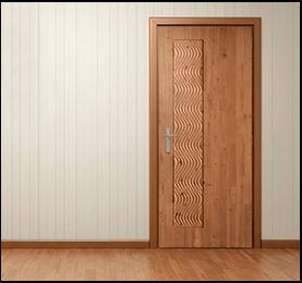 Spf wood properties for Wooden Door