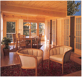 Spruce Pine Fir Chairs