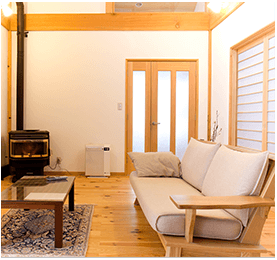Spruce Pine Fir Sofa
