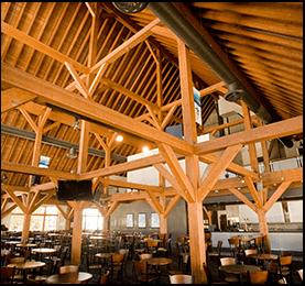 Wooden Structure - Spruce Pine Fir wood properties