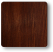 Western Hemlock Wood - Walnut PU Gloss Gloss