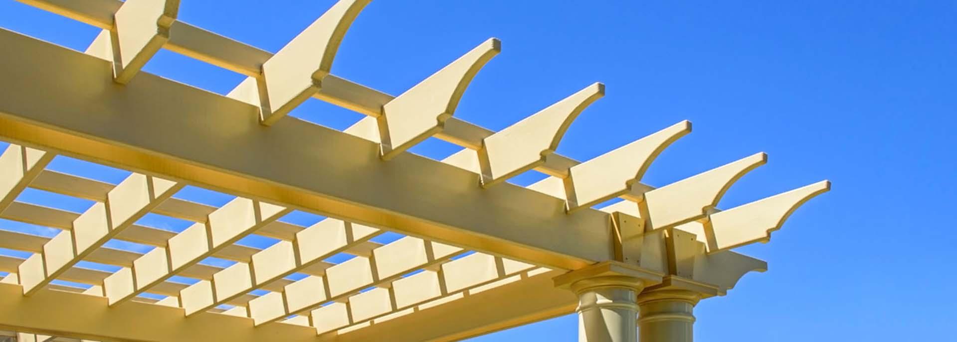 Yellow Cedar Deck Ceiling - Canadian Wood