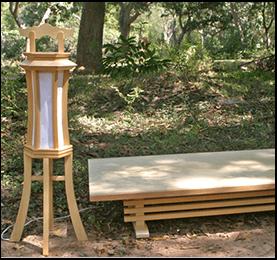 Yellow Cedar Bench Park