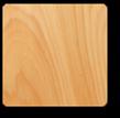 Natural PU Gloss - Yellow Cedar Wood