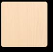 Normal No finish - Yellow Cedar Wood