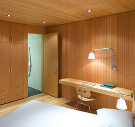 Yellow Cedar Joinery and Panels