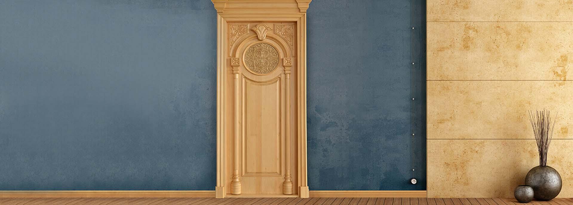Yellow Cedar Lumber Door Frame