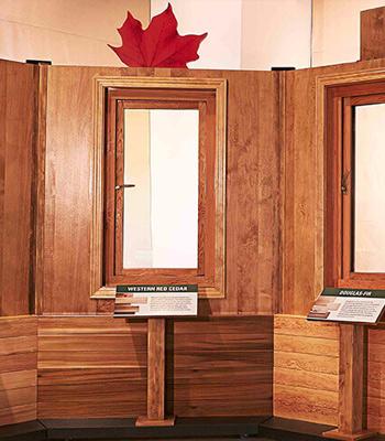 Western Red Cedar Window Frames