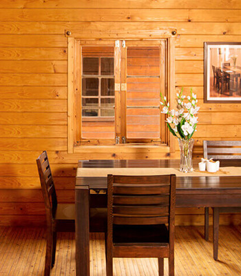 SPF Properties - Wood Interiors