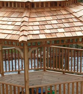 Western Red Cedar Properties - Outdoors