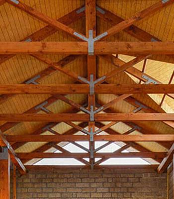 Douglas Fir Wood Structures