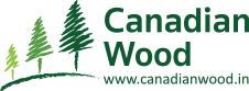 Canadian Wood Logo