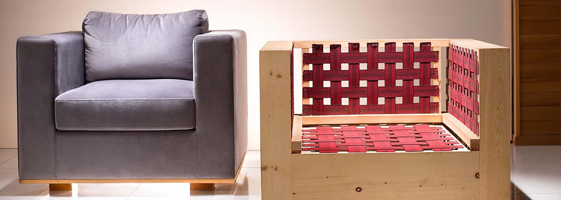 Spruce Pine FirSofa Chair