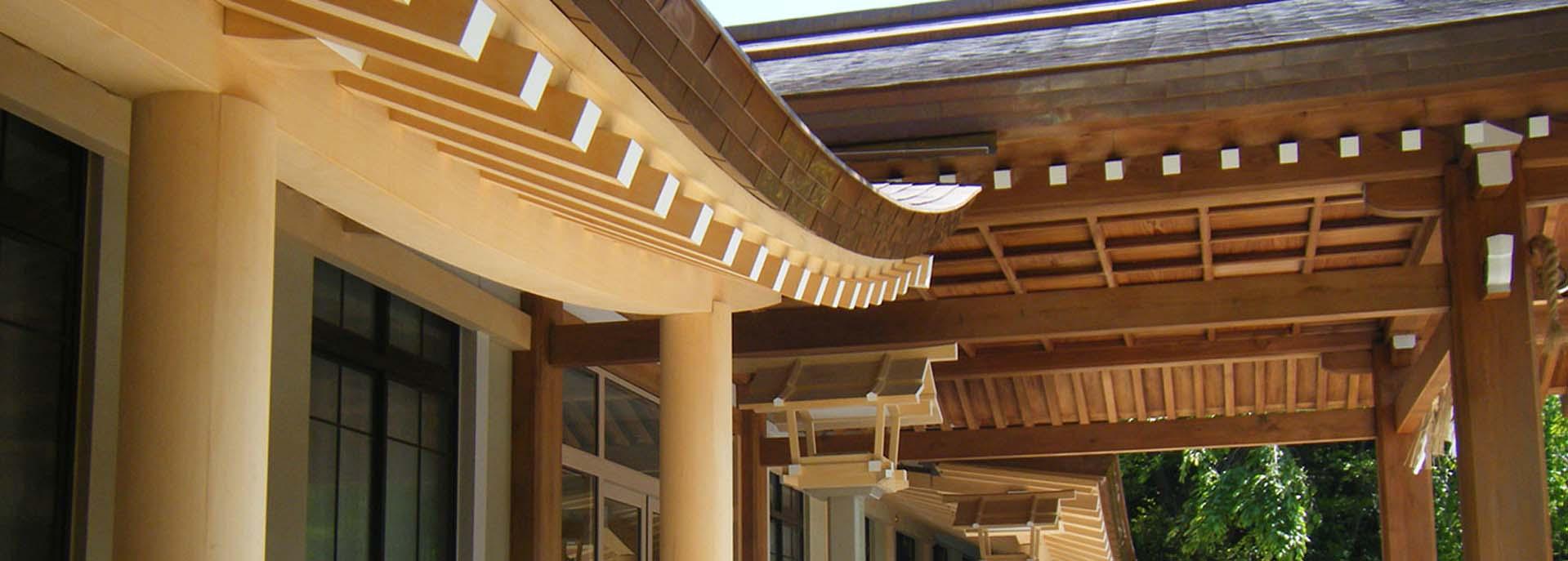 Yellow Cedar False Ceiling | Canadian Wood