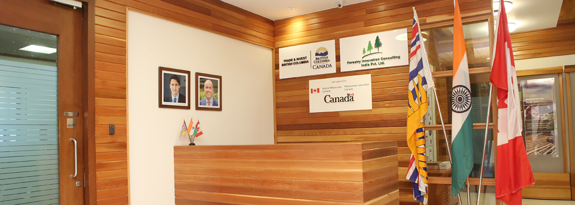 FII India and Canadian Wood