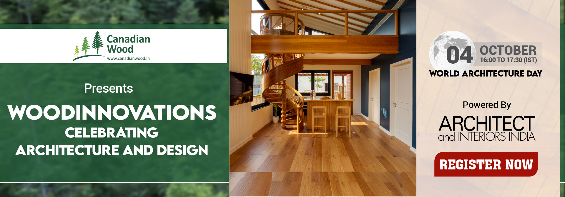Woodinnovations- Celebrating Architecture and Design